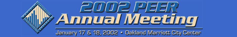 2002 PEER Annual Meeting