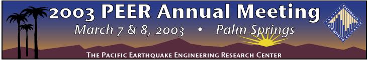 2003 PEER Annual Meeting