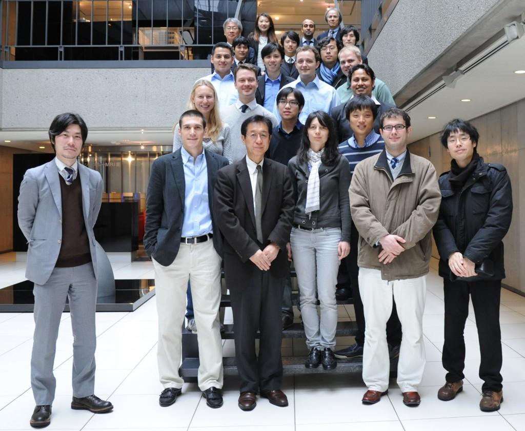 Kajima Participants