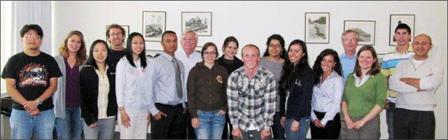 peer undergrads 2010