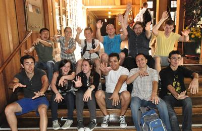 Peer Interns 2012